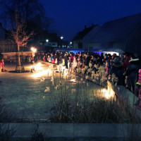 Besucher Glühweinfest